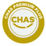 Plant and Safety Limited CHAS Premium Plus Accreditation