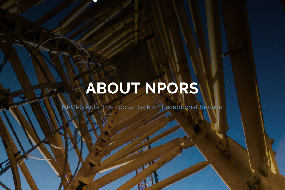 About NPORS