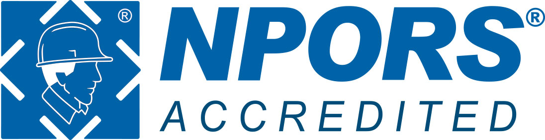 Plant and Safety NPORS Accreditation
