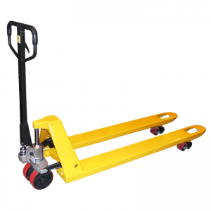 NPORS Accredited Manual Pallet Truck Training Course
