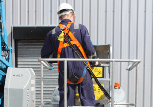 NPORS Harness and Fall Arrest Training Course