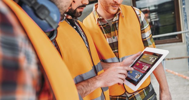 How CSCS cards Received an Online Web-Based Revamp