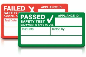 PAT Testing Portable Appliance Testing