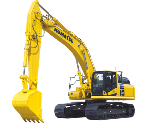 Excavators and Earth Moving Machinery