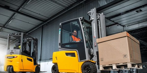 Forklift and Lift Truck Training