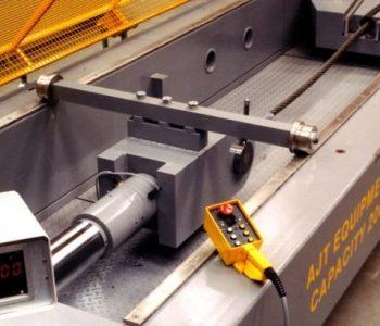 Horizontal Mechanical Tensile Test Machine