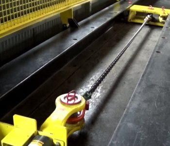 Lifting Chain Proof Load Test