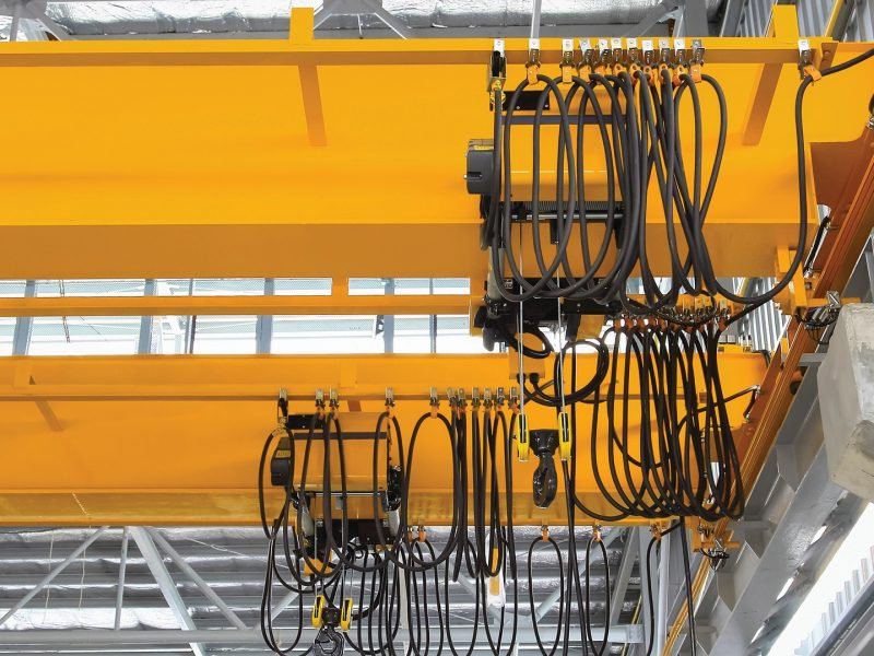NPORS Approved Overhead Gantry Crane Training Course
