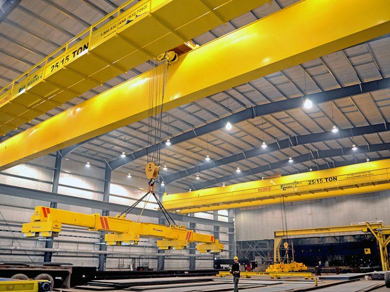 NPORS N104 Overhead Gantry Crane Operator Training