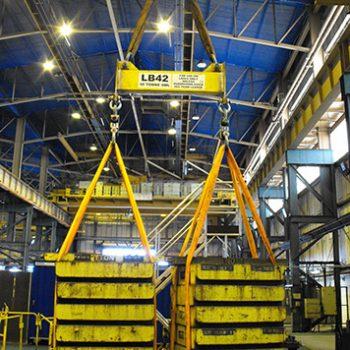Overhead Gantry Crane Proof Load Test SWL