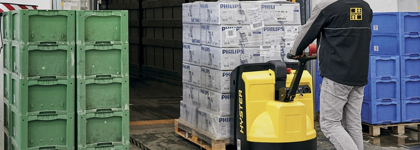 Powered Pallet Truck Plant and Safety Ltd
