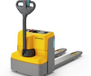 NPORS Accredited Powered Pallet Truck Training Course