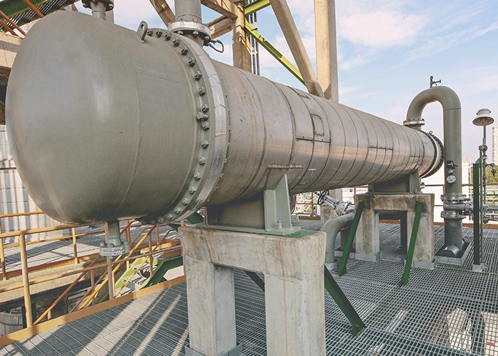 Pressure System Inspection and Testing PSSR Inspection