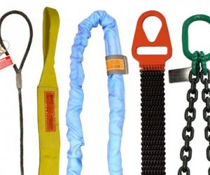 Wire Rope and Webbing Slings