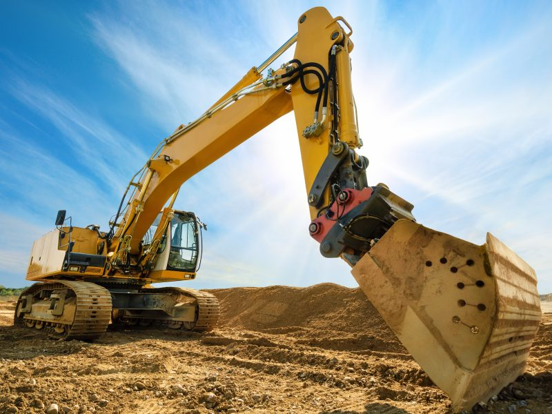 Digger and Excavator Training