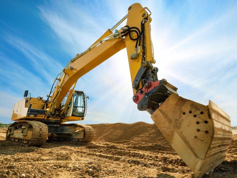 Plant Operator Training Excavator